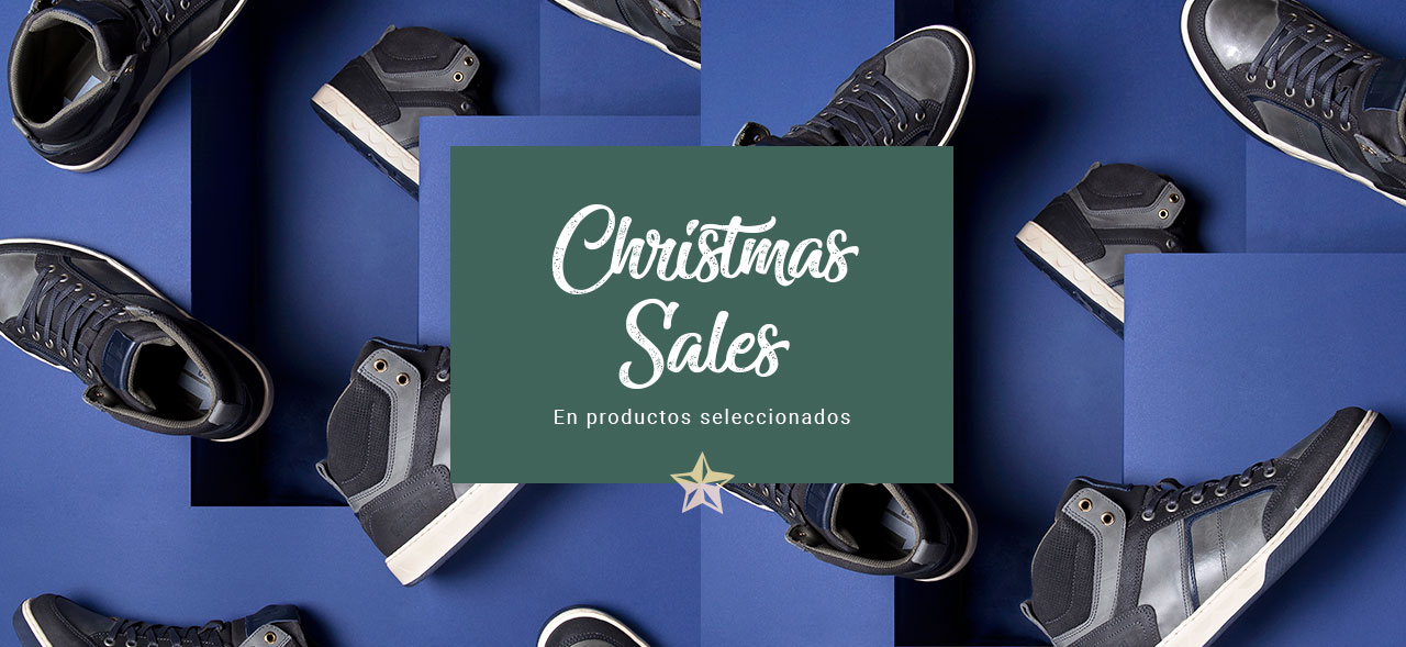 Christmas Sales 2020 - hombre