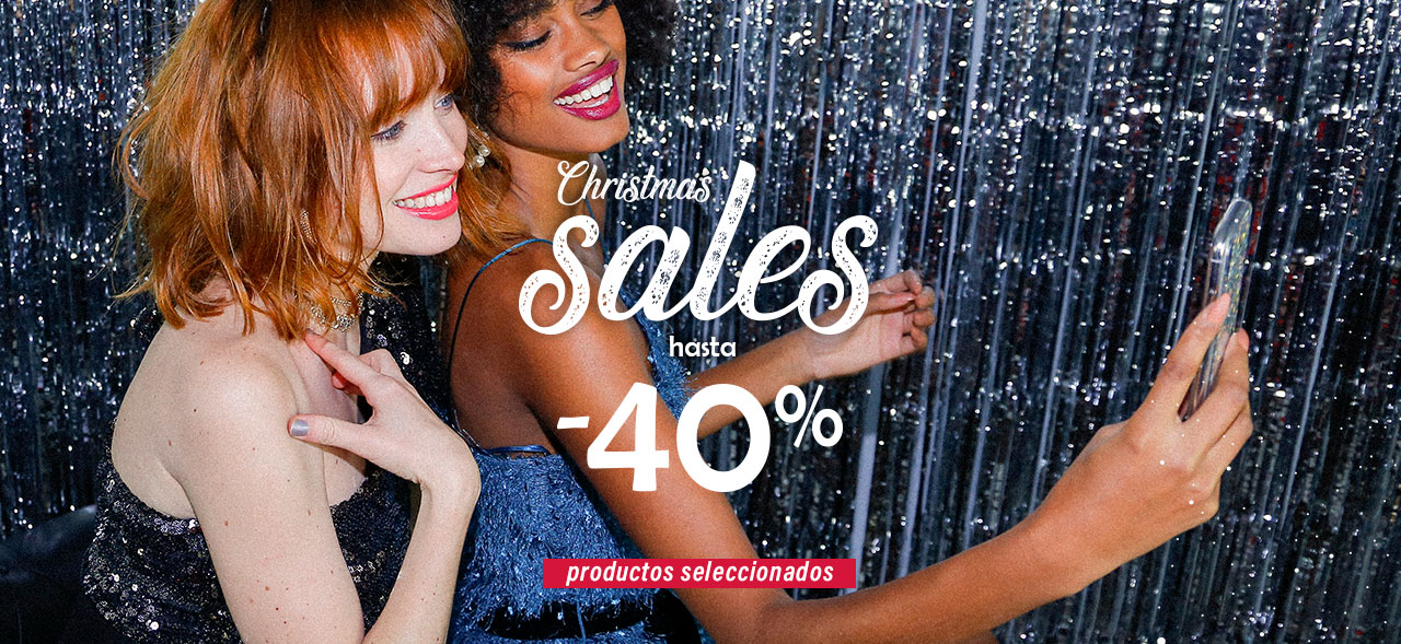 Christmas Sales hasta -40%