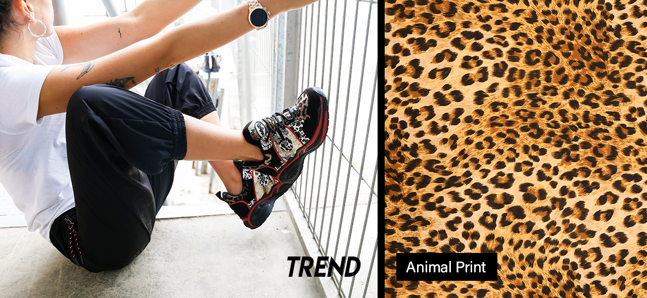 ANIMAL PRINT - la tendencia de temporada