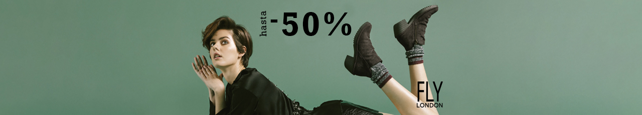 FLY LONDON - Hasta -50% Dto