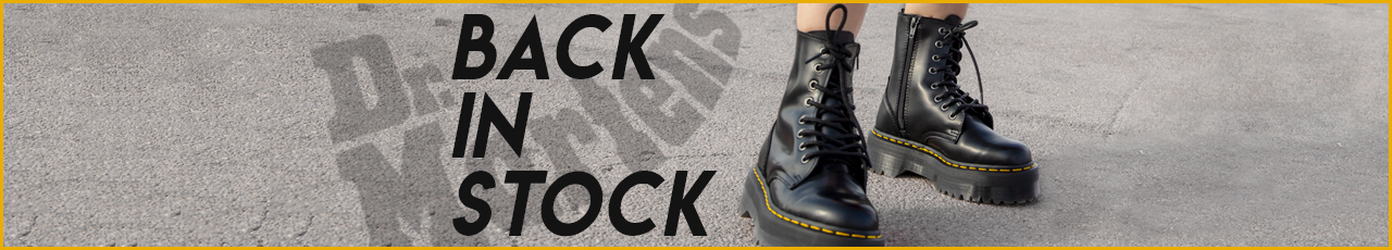 Dr. Martens // Back in Stock